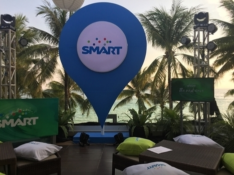 SMART launches LTE-Advanced in Boracay, speeds of up to 250MBps | NoypiGeeks | Philippines' Technology News, Reviews, and How to's | Gadget Reviews | Scoop.it