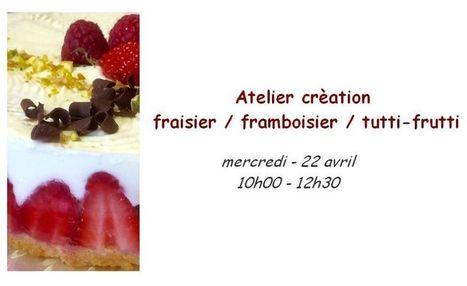 Atelier pâtisserie de printemps | Facebook | Rêves et Gâteaux & Cie | Scoop.it