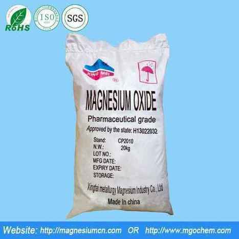 The Preparatory Work of Exporting Magnesium Oxide   Magnesium oxide manufacturers in China   Scoop.it