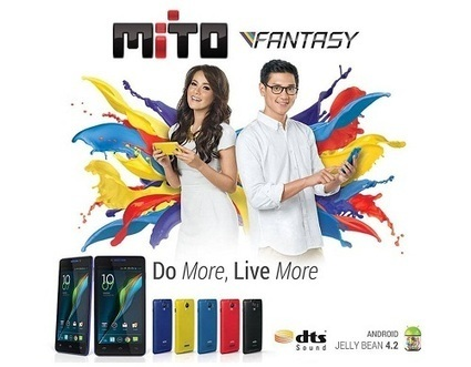 Harga Mito Fantasy | Spesifikasi | Review November 2013 | Harianponsel | Scoop.it