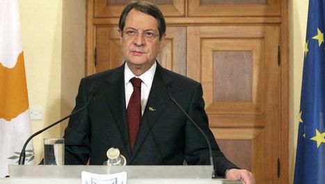 Le président de Chypre prêt à se rendre en Russie dès que possible (gouvernement)   STATION ZEBRA GEOPOLITIQUE   VILISTIA EURO...PLOUF!   Scoop.it