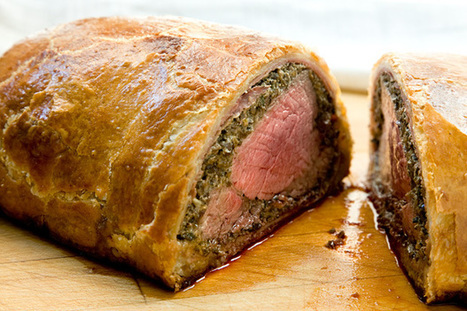 Beef Wellington | Food and recipes | Scoop.it