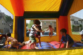 Houston Party Rentals and Family Fun Events: Safety tips for a moonwalk or bounce party | Personal Safety | Scoop.it