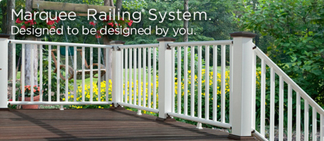 Railing Systems   TamkoBuildingProducts   Scoop.it