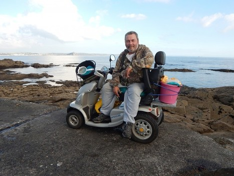 Inspirational Disabled Naturalist Continues To Discover New Species Thanks To TV Winning TGA Breeze 4 Mobility Scooter | Disability and Mobility | Scoop.it