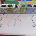 DIY yarn machine in preschool | Teach Preschool | Scoop.it