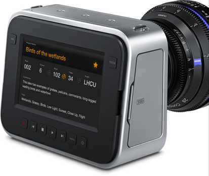 Blackmagic Design Cinema Camera K For 2.5K RAW Uncompressed | Cinematography | Scoop.it