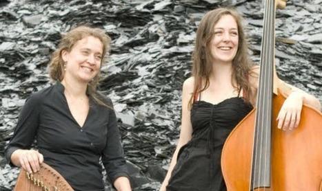 Le duo breton Barbedette-Quenderff en concert - Côté Caen   A propos de harpe   Scoop.it