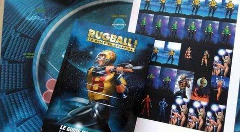 Rugball ! Le Guide du Champion – Edition Premium Limitée | Jeux de Rôle | Scoop.it