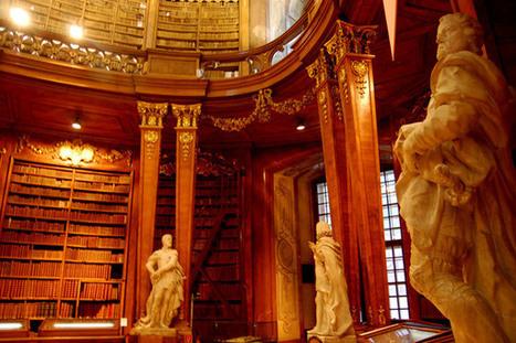Österreichische Nationalbibliothek - Austrian National Library | Information Science | Scoop.it
