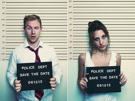 +15 Invitaciones de boda rompedoras | Diseño Web Social - Josu Salvador y Olazabal | Scoop.it