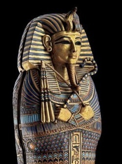 "MFAH-Exhibition :""Tutankhamun : The Golden King and the Great Pharaohs"" 