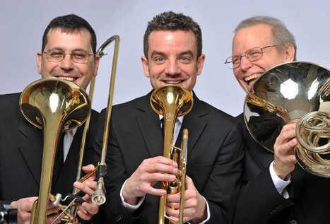 Brass trio kicks off Community Concerts with a fanfare | cjonline.com | OffStage | Scoop.it