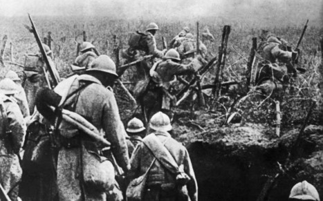 Alain-Fournier's Twilight Eden that gave way to the trenches - Telegraph | French literature | Scoop.it