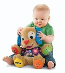 Laugh and Learn Puppy - Great New Baby Gift Idea | Top Toys 2015 | Scoop.it