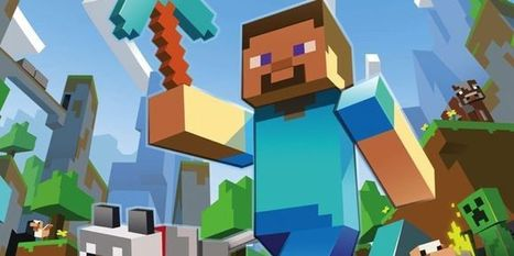 Cyber Parenting on Minecraft - Growing Faith | Minecraft in the classroom | Scoop.it