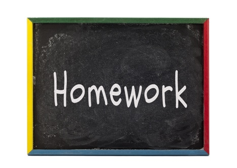 5 hallmarks of good homework
