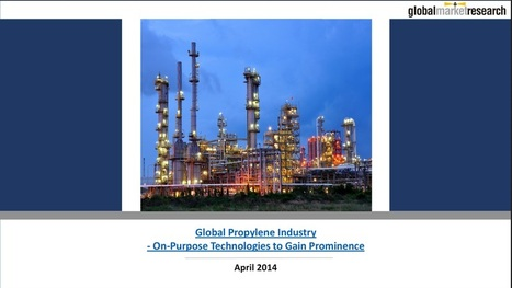 Global Propylene Industry Research Reports | Research On Global Markets | Scoop.it