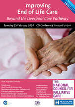 Improving End of Life Care: Beyond the Liverpool Care Pathway - Healthcare Conferences UK   liverpool care pathway   Scoop.it