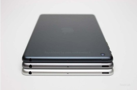 Behold! The iPad Mini 2 In Silver And Space Gray! | Macwidgets..some mac news clips | Scoop.it