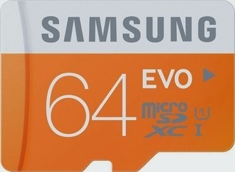Specifications of Samsung MicroSDXC 64 GB Class 10 Evo ~ Latest Technology Gadgets News | Smart Watch | Scoop.it