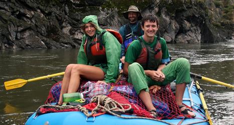 Wild Science Explorers | Idaho educational Raft trips | STEMid | Scoop.it