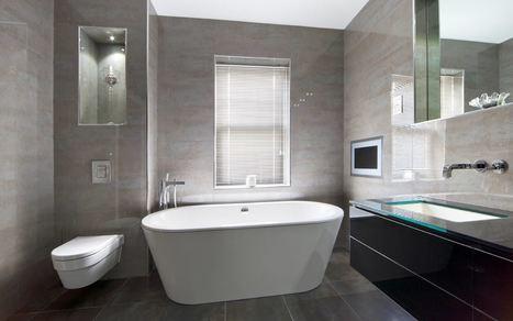 Bathroom Installation Luxury London - Portfolio | Bespoke Design | Scoop.it