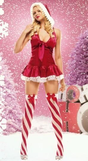 Idée déguisement de ce Noël, la Mère Noël Sexy ! | Deguisement-de-fete.com | deguisement noel | Scoop.it