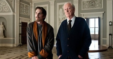 Michael Caine Reveals Movie Alfred's Hidden Backstory | Comic Books | Scoop.it