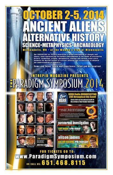 Paradigm Symposium 2014 | The Related Researches & News of Dr John Ward | Scoop.it