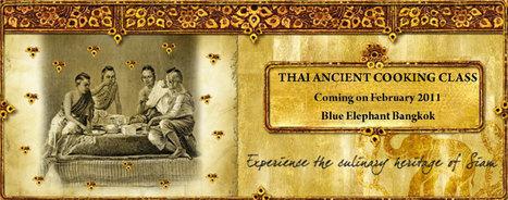 Blue Elephant Bangkok Restaurant and Cooking School | Bangkok | Scoop.it