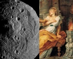 A new world in the Gazetteer: Vesta « ICA Commission on Planetary ... | Exploring Amateur Astronomy | Scoop.it