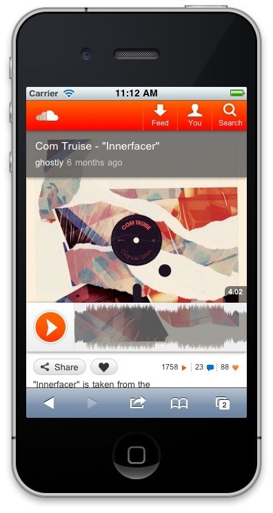 L'application mobile SoundCloud | Node.js | Scoop.it