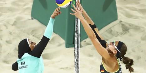 Cette photo résume l'esprit des Jeux olympiques   Vie du sportif de haut niveau   Scoop.it