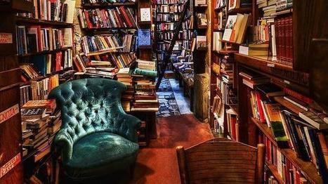 Las diez librerías más curiosas del mundo | RecBib - Recursos Bibliotecarios | Litteris | Scoop.it