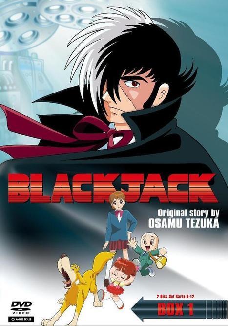 Black Jack TV's 2nd English DVD Set Reaches Crowdfunding Goal ... | Crowdfunding | Scoop.it