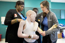 Albinos with missing limbs start journey home   Children First   Scoop.it