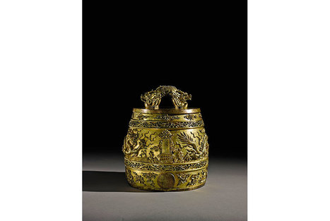 Imperial bronze bell from the Hearst Collection to lead Sotheby's Chinese Art Sale | Art Daily | Kiosque du monde : Asie | Scoop.it