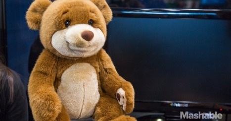 Introducing WikiBear, the Siri of Stuffed Animals | The secret to creativity is... | Scoop.it