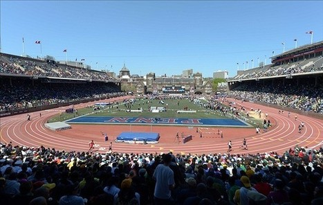 Capturing The Spirit Of The Penn Relays | Temple University Department of Journalism Student Work | Scoop.it