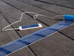 HeLi-on, un cargador portátil solar y enrollable | Educacion, ecologia y TIC | Scoop.it