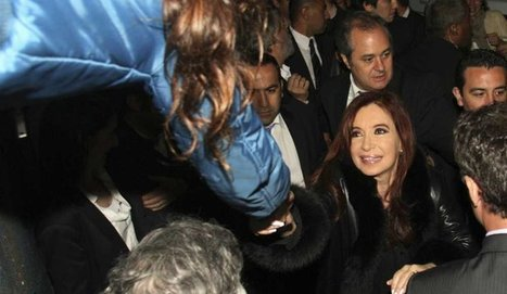 Argentine: la dynastie Kirchner - ParisMatch.com | LYFtv - Lyon | Scoop.it