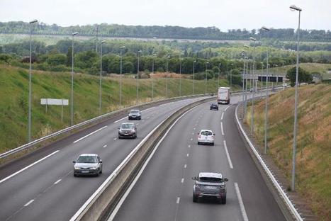 Sécurité routière : vitesse et téléphone au volant en hausse sur les autoroutes | Prévention des risques routiers | Scoop.it