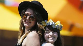 Coachella 2013: Festival fashion rocks! - Los Angeles Times   Shoes passion   Scoop.it