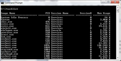 Kill Windows processes from Command Prompt | In the age of Internet | Scoop.it