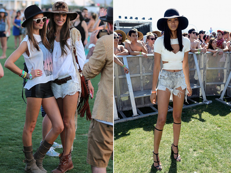 A Top Model Kickoff to Coachella 2013! - Sexy Balla | News Daily About Sexy Balla | Scoop.it