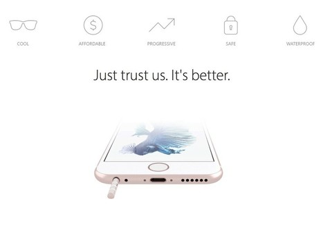 How Apple Sells its Controlling Ways as Futurism | DESIGN | Scoop.it