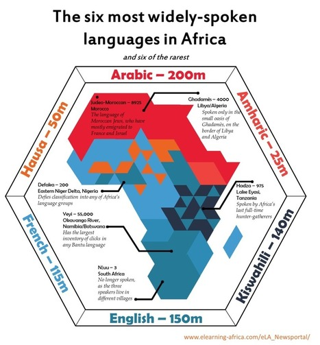 International Mother Language Day 2014 | ICTe in Africa | Scoop.it