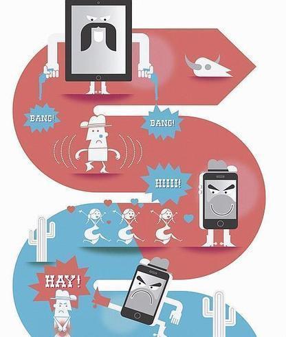 Enfermos por el móvil | Health and Medicine | Scoop.it