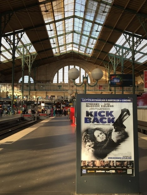 E-cinema: Learn from the VOD success of the film 'Kickback' | #OTT delights: news & best practices | Scoop.it